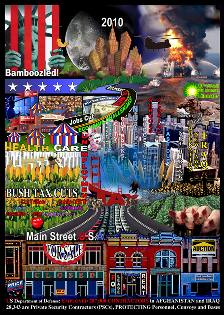 """Year 2010 """"The cloning of America"""""""