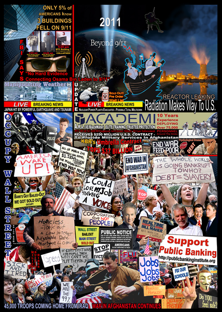 "Year 2011"" Occupy"""