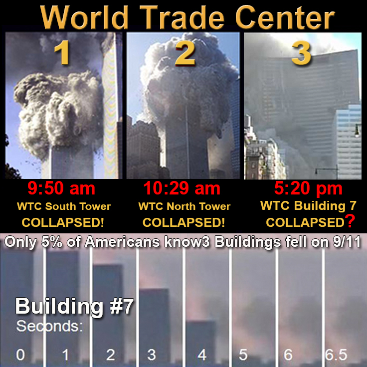 "Year 2011 ""WTC Building 7"""