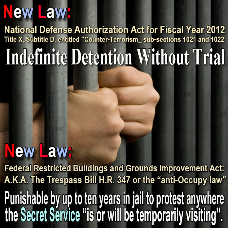 "Year 2012 ""New Law"""