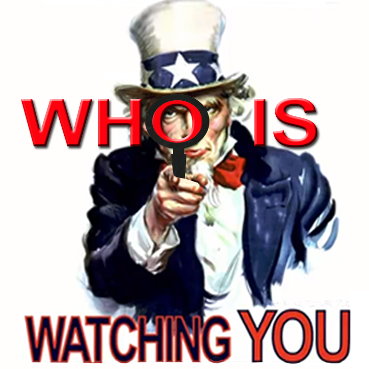 "Year 2012 ""Who is Watching You"""