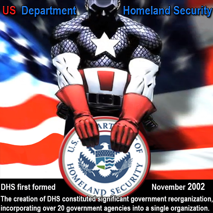2012 / DHS (Department of Homeland Security)