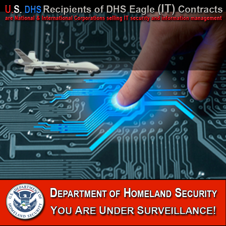 "Year 2012 ""DHS EAGLE IT Contracts"""