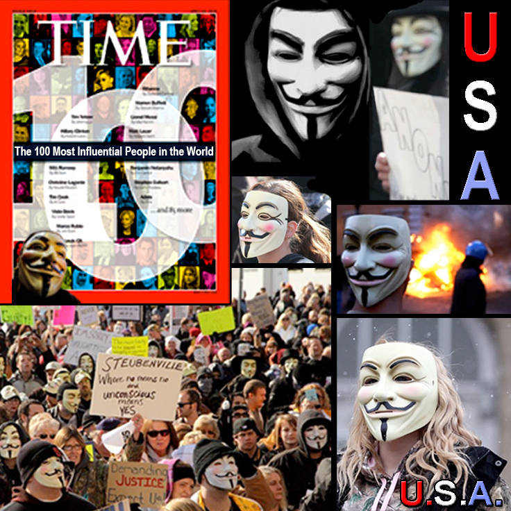 "Year 2012 ""Anonymous - Time Magazine"""