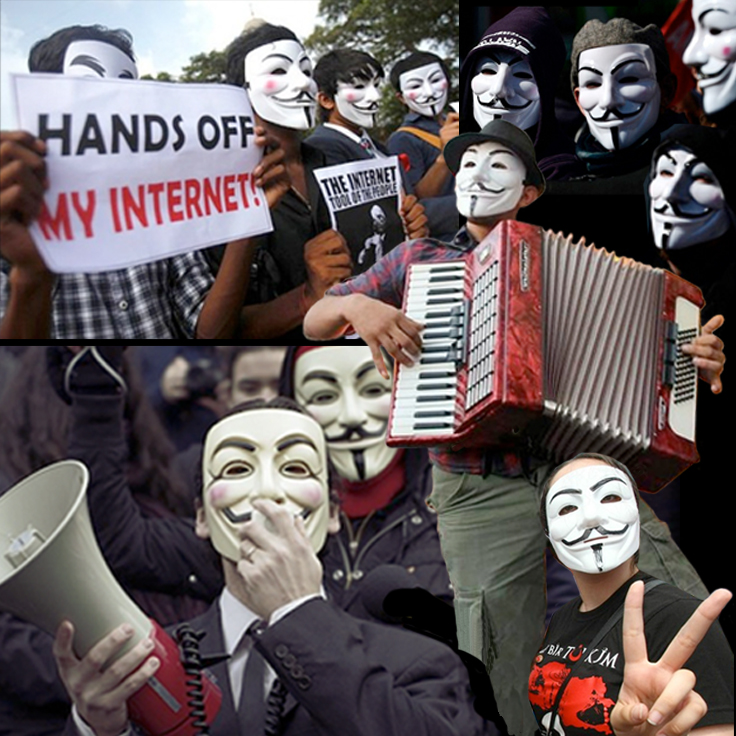"Year 2012 ""Anonymous"""