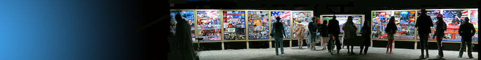 American History 2000-2012United States Visual Time Line of Our 21st Century by Gaye Lub